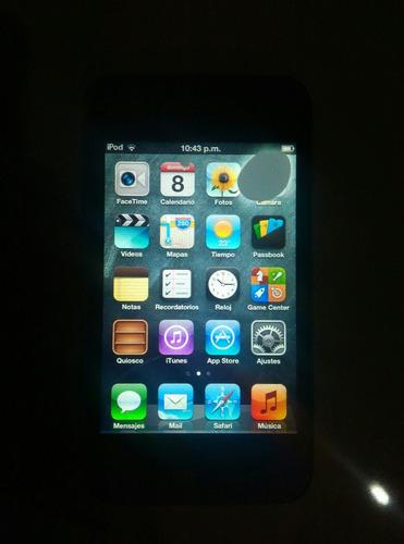 iPod Touch 4ta Generacion - 8 Gb