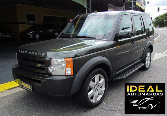 Land Rover Discovery3 S 4.0 V6 4x4 215cv Aut.2007 Blindada