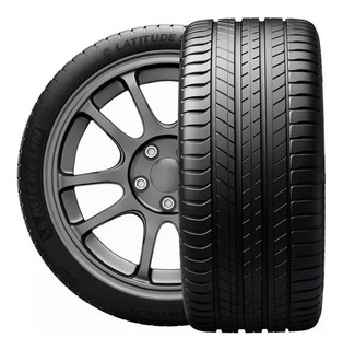 Kit X2 Neumáticos Michelin 285/45 R19 Xl Zp 111w Latitude Sp