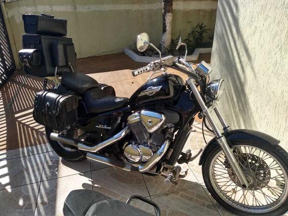 Honda Shedow 600cc 2001 Ótimo Estado