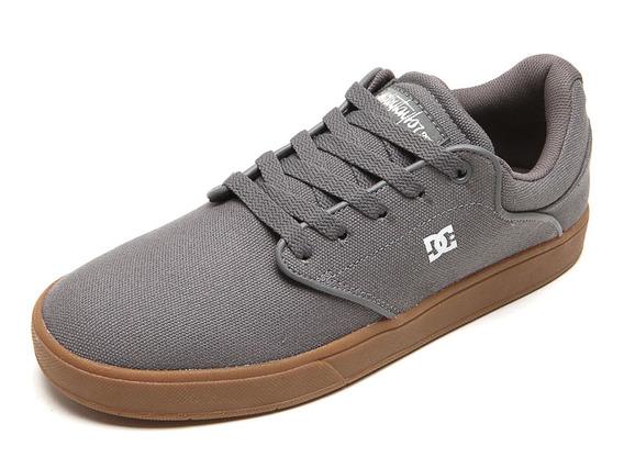 Tênis Dc Shoes Mike Taylor S Tx La 320350l-2gg Cinza