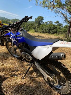 Yamaha Tt-r 125 Pouquíssima Usada