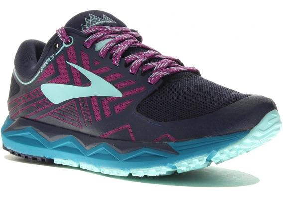Zapatillas Brooks Caldera 2 Mujer - Trail Running - Salas
