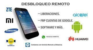 Liberar Liberacion Samsung S6 Edge Remoto Barato