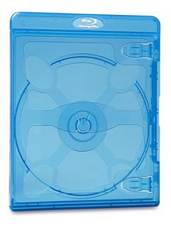 Caja Blu-ray Simple Original Box Importada Con Logo Nueva