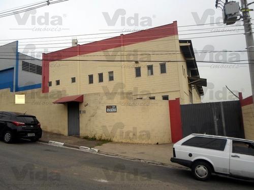 Imagem 1 de 15 de Galpão Para Locação  Em Fazendinha  -  Santana De Parnaíba - 25974