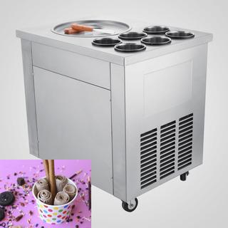 Máquina De Helados Thailandes , Frito O A La Plancha