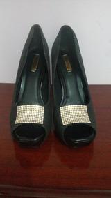 Sapato De Festa Salto Alto