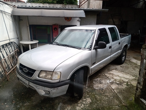Imagem 1 de 8 de Chevrolet S10 2000 2.2 Std Cab. Dupla 4p
