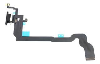 Flex Dock Conector Carga Microfone iPhone X 10