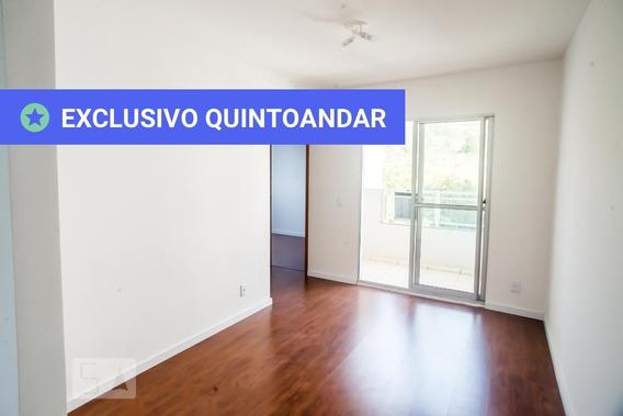 Apartamento No 5º Andar Com 2 Dormitórios E 1 Garagem - Id: 892947179 - 247179