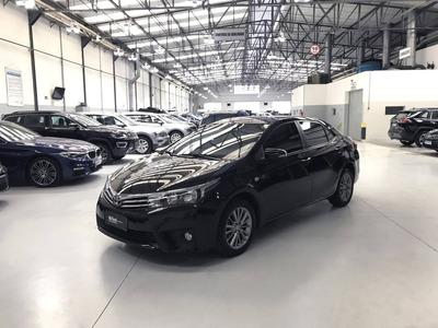 Toyota Corolla Xei 2017 - Blindado