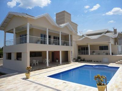 Casa Com 5 Dormitórios À Venda, 500 M² Por R$ 1.200.000 - Terras De Santa Rosa Ii - Salto/sp - Ca1832