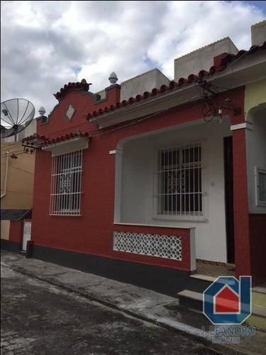 Imagem 1 de 30 de Casa Residencial À Venda, Tanque, Rio De Janeiro. - Ca0148