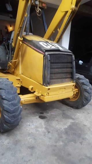 Maquina Caterpillar 416d
