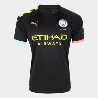 Camiseta Puma Manchester City 2 2019/2020 - Original