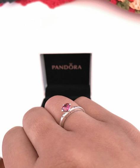 Anel Pandora You & Me (you And Me) Você E Eu