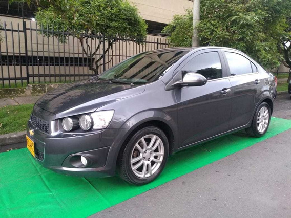 Chevrolet Sonic 1600 Cc At Aa Abs 2013