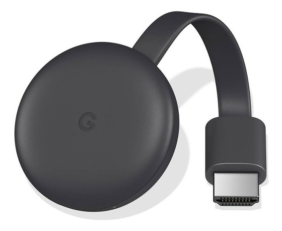 Chromecast 3 Hdmi Chrome Cast Original Smart Tv