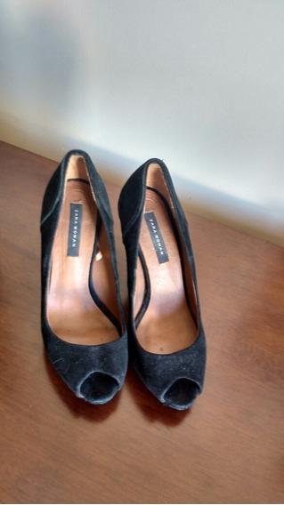 Sapato Salto Zara