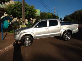 Toyota Hilux 3.0 Sr Cab. Dupla 4x4 Aut. 4p 2012