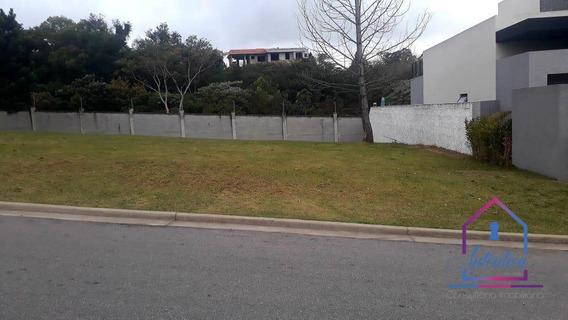 Terreno À Venda, 560 M² Por R$ 569.000,00 - Alphaville Granja Viana - Cotia/sp - Te0314