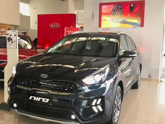 Kia Niro Modelo 2020 At Hibrido 2generacion