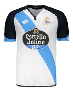 Camisa Lotto Deportivo La Coruña Away 2017