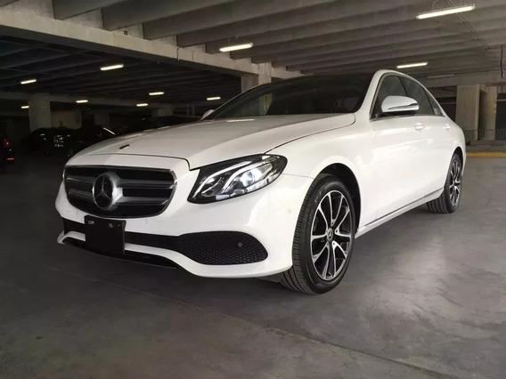 Mercedes-benz Clase E 2.0 200 Cgi Avantgarde At 2018 Demo