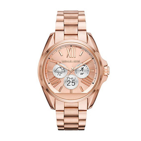 Relógio Michael Kors Smart Watch Access Lacrado Gold / Rose