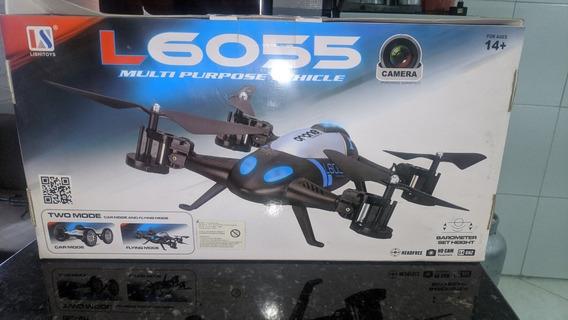 Drone E Carro L6055