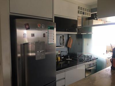 Apartamento A Venda No Bairro Vila Mendes Em São Paulo - - 561-1