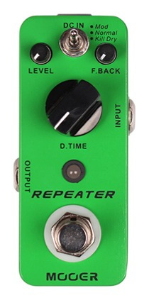 Pedal Mooer Repeater Delay Bn