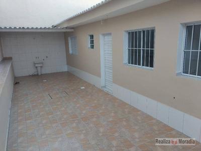 Casa (fundos) Totalmente Reforma, Espaços Amplos, Sem Garagem, Km 21 Da Raposo Tavares Sentido Cotia - Ca0943