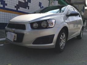 Chevrolet Sonic 1.6 16v Lt 5p Zerado.