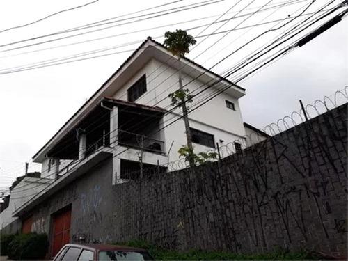 Imagem 1 de 15 de Magnífico Sobrado Com 4 Dormitórios, 2 Suítes E Com 300 M2 De Área Contruída - Reo360475