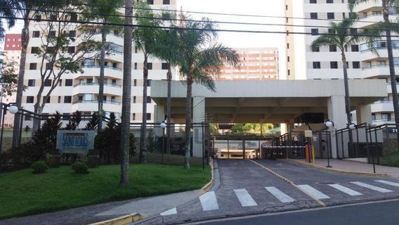 Lindo Apartamento Com 97m², 3 Dormitórios, 1 Suíte, 2 Vagas Cobertas De Garagem. - Ap17542