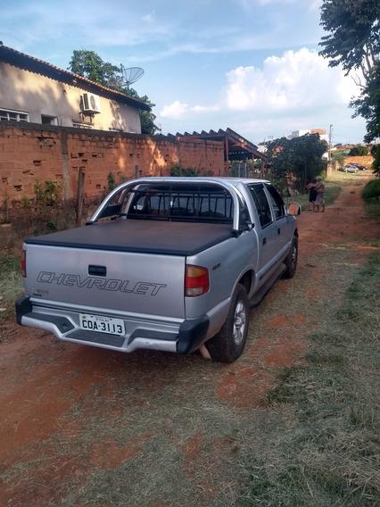 Chevrolet S10 2.5 Std Cab. Dupla 4x4 4p 1999