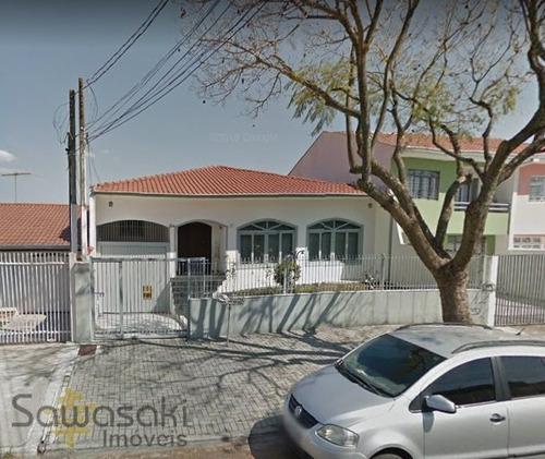 Casa A Venda No Bairro Guabirotuba Em Curitiba - Pr.  - 3775-1