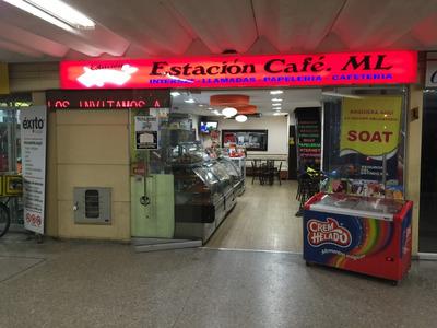 Cafeteria Y Papeleria, Acreditado, Excelente Oportunidad