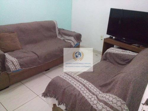 Imagem 1 de 30 de Casa Com 4 Dormitórios À Venda, 200 M² Por R$ 400.000,00 - Real Parque - Campinas/sp - Ca1077