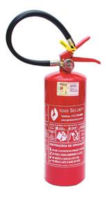 Extintor Incêndio Pó Químico Pqs Bc 4 Kgs Validade 1 Ano