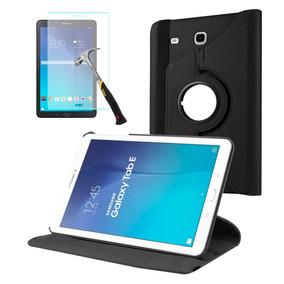 Capa Case Tablet Galaxy Tab E 9.6 T560 T561 + Película Vidro