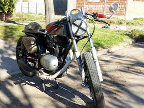 Gilera Macho 200cc 1977