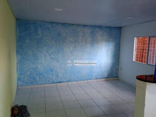 Imagem 1 de 10 de Casa À Venda No Jardim Varginha - Ca3643