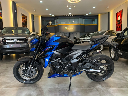 Suzuki Gsx-s750a - Impecável - (faby)