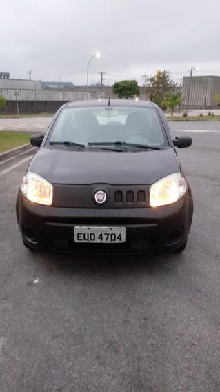 Fiat Uno 1.0 Vivace Flex 3p 2012