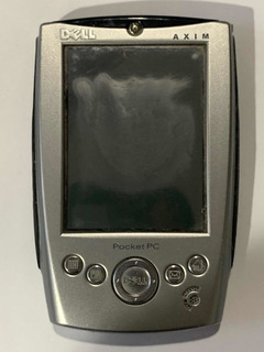 Dell Axim X5 Ordenador Pocket Tipo Palm