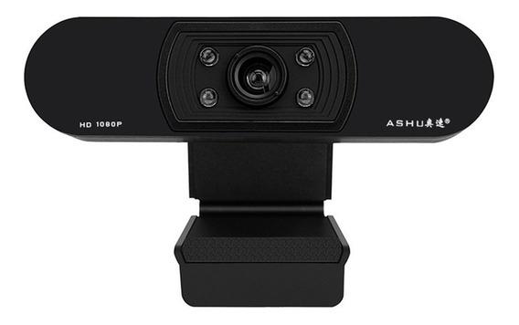 1080p Usb2.0 Câmera Web Compatibilidade Ampla Computador La