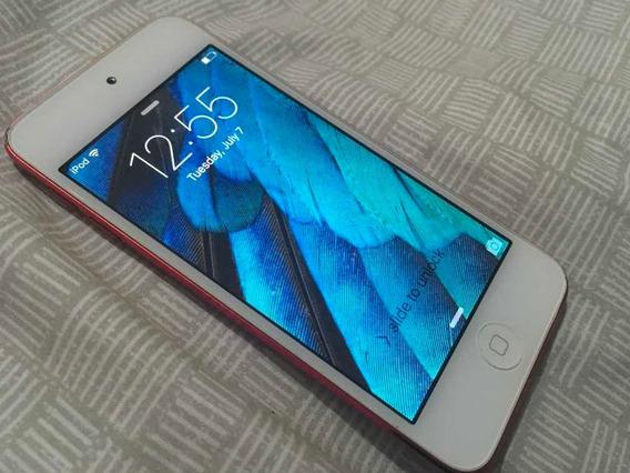 iPod Touch 5ª Geração 64gb (vermelho)